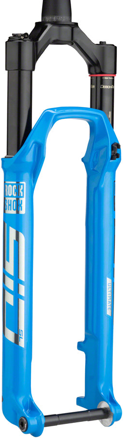 "RockShox SID SL Ultimate Race Day Suspension Fork - 29"", 100 mm, 15 x 110 mm, 44 mm Offset, Gloss Blue, Remote, C1 MPN: 00.4020.550.003 UPC: 710845848520 Suspension Fork SID SL Ultimate Race Day Suspension Fork"