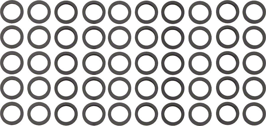 RockShox 8mm Crush Washers, Bag of 50 Washers