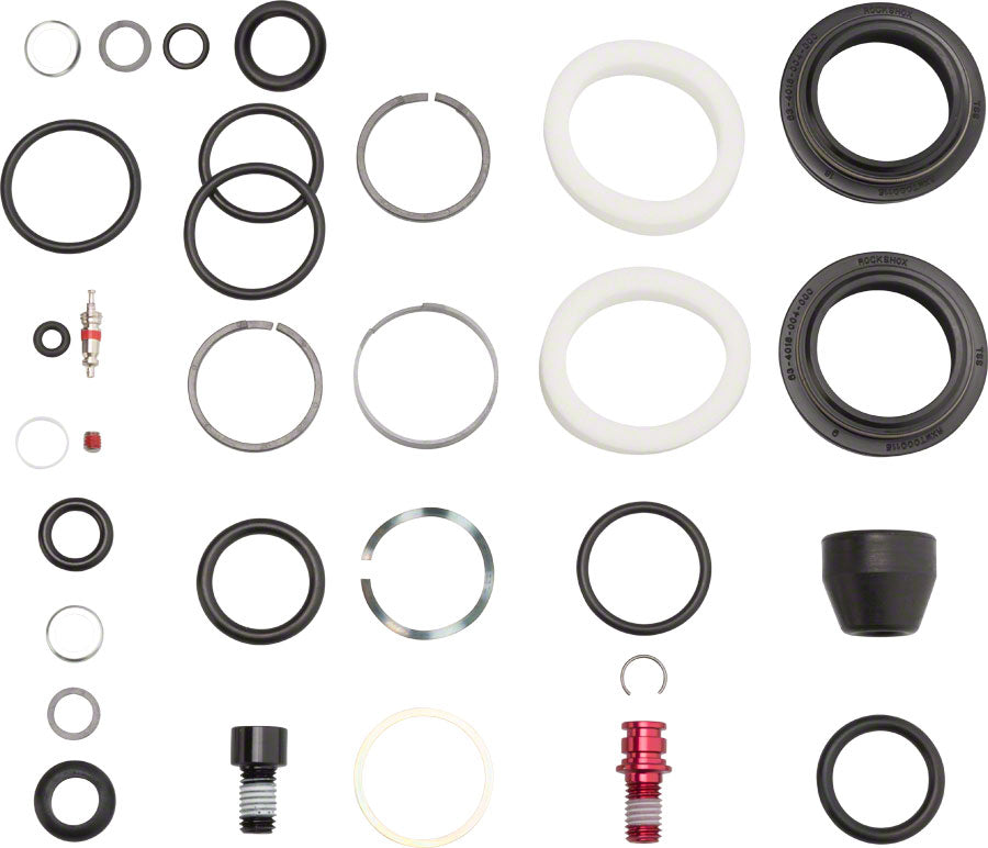 Pike//Pike DJ Solo Air A1 RockShox 200 Hour//1 year Fork Service Kit 200 Hour