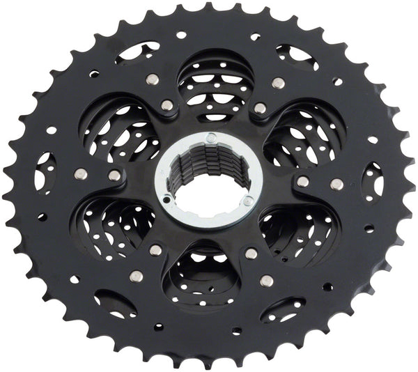 microSHIFT H10 Cassette 10 Speed 11-36t Silver Chrome Plated