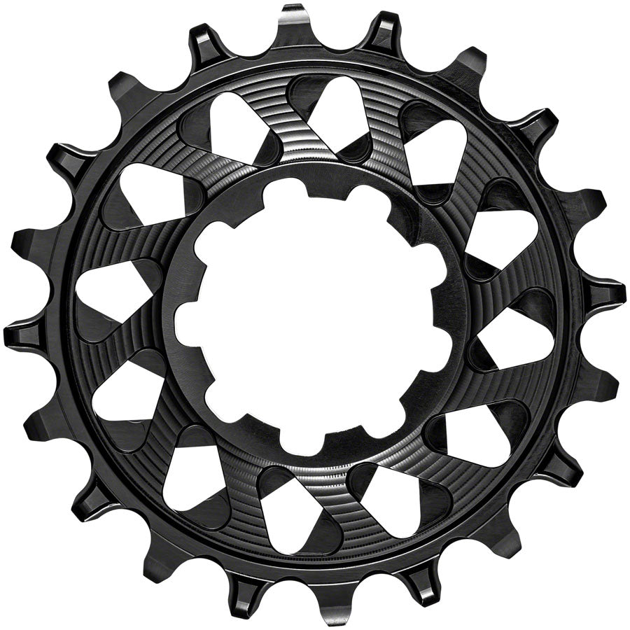 absoluteBLACK Single-Speed Cog - HG Spline, 20t, Black