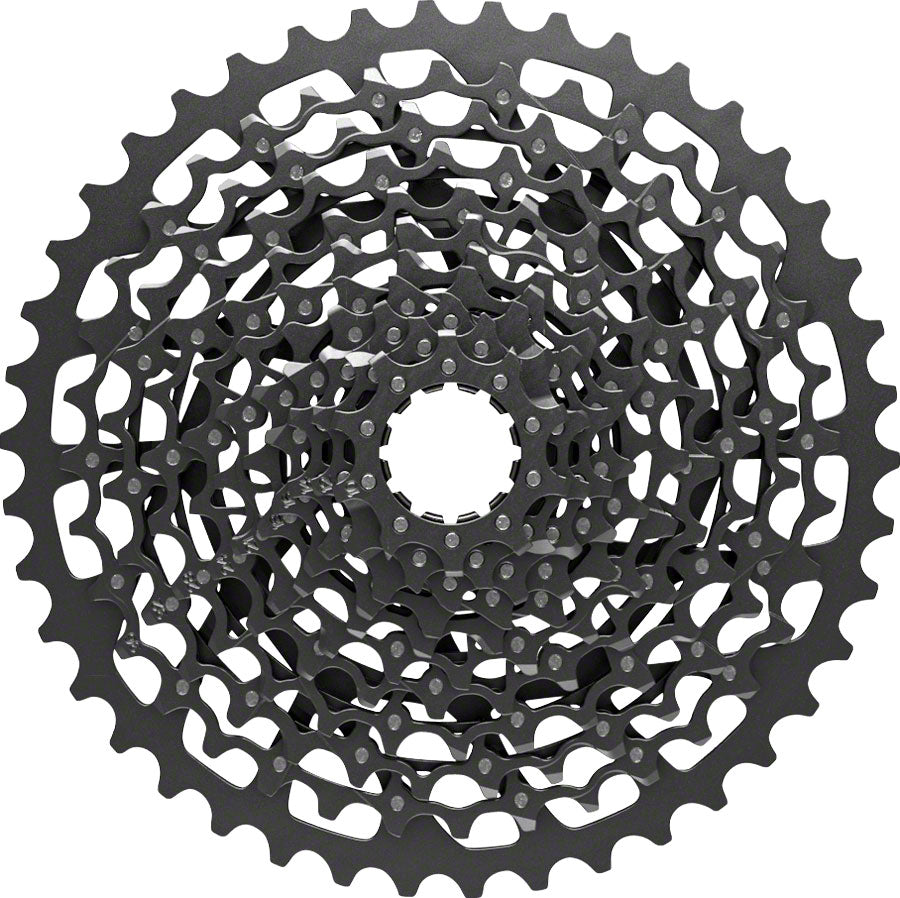 SRAM GX XG-1150 Cassette - 11 Speed, 10-42t, Black, For XD Driver Body MPN: 00.2418.058.000 UPC: 710845770630 Cassette GX XG-1150 11 Speed Cassette