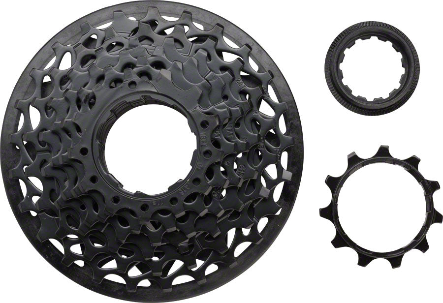 SRAM PG-720 11-25 7 Speed Downhill Cassette with 11-Speed Cog Spacing MPN: 00.2418.070.000 UPC: 710845782718