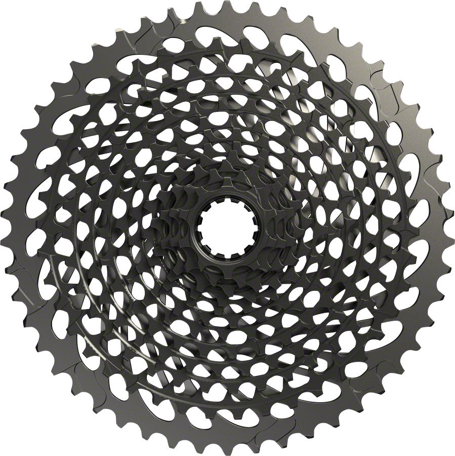 SRAM X01 Eagle XG-1295 Cassette - 12 Speed, 10-50t, Black, For XD Driver Body