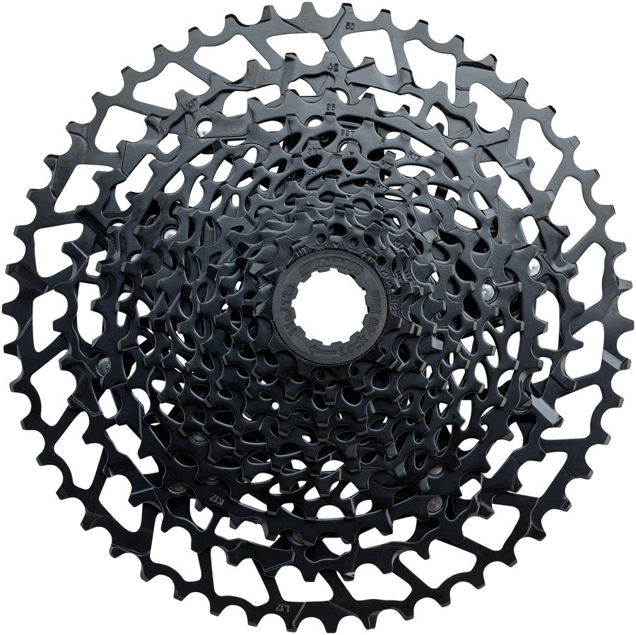 SRAM NX Eagle PG-1230 Cassette - 12 Speed, 11-50t, Black
