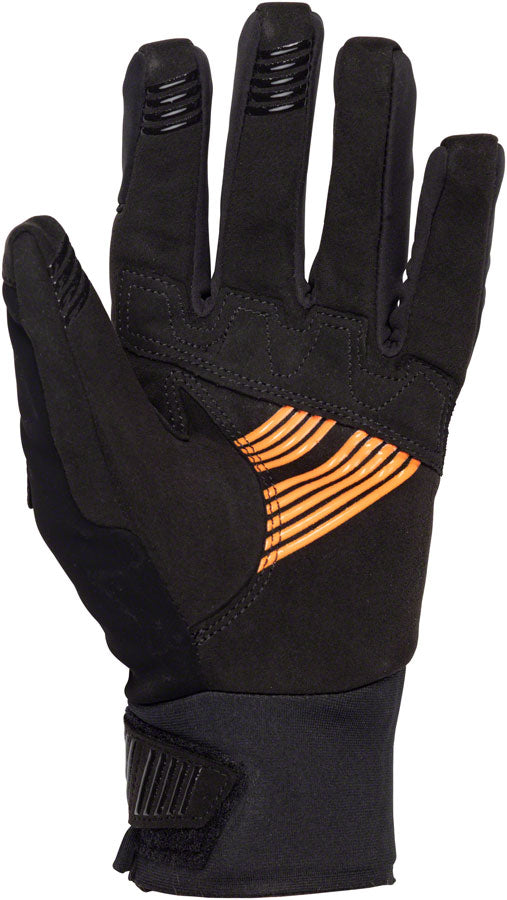 45NRTH Nokken Gloves - Black, Full Finger, X-Large - Glove - Nokken Gloves