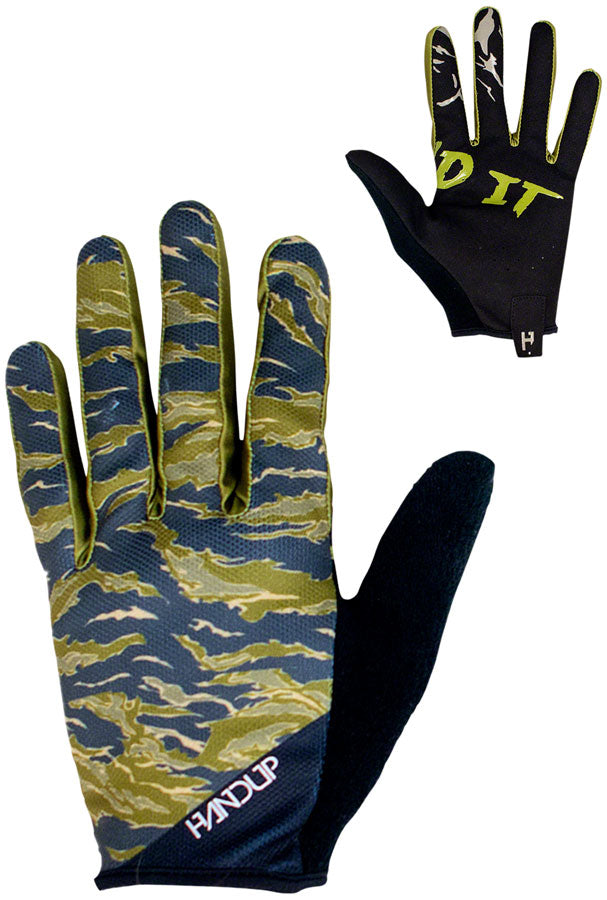 Handup Most Days Glove - Tiger Camo, Full Finger, X-Large