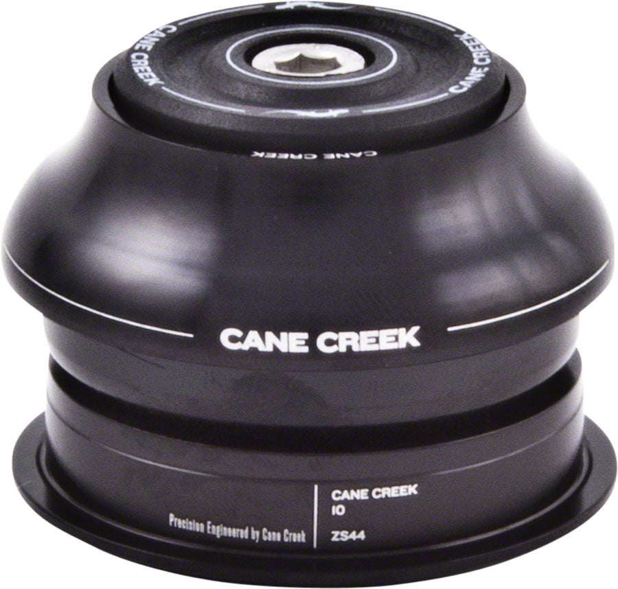 Cane Creek 10 Series Headset ZS44/28.6mm Upper Tall ZS44/30.0mm Lower Black