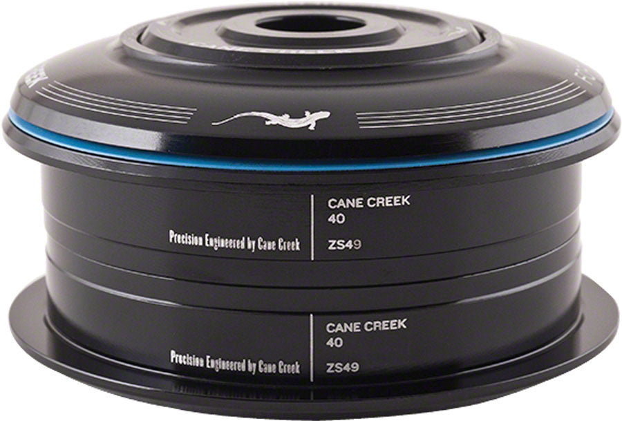 Cane Creek 40 ZS49/28.6 /ZS49/30 Conversion Headset Black MPN: BAA0077K UPC: 840226094908 Headsets 40-Series ZS - Zero Stack