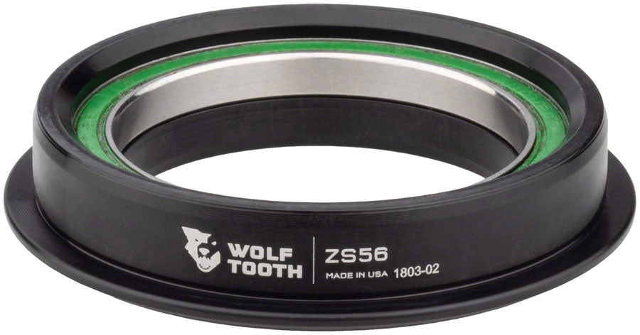 Wolf Tooth Premium Headset - ZS56/40 Lower, Black