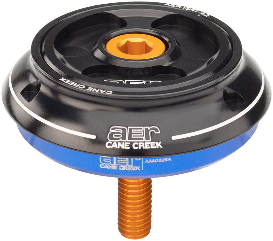 Cane Creek AER Headset Upper - IS41/28.6/H9, Aluminum Bearing