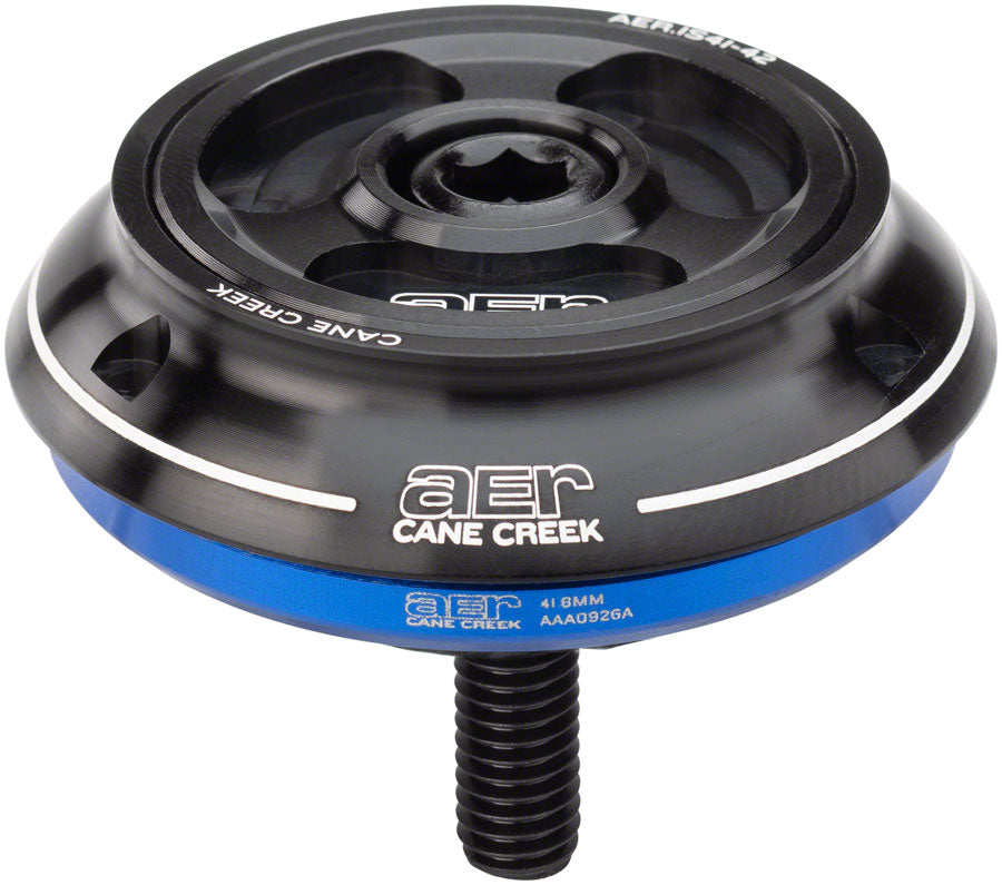 Cane Creek AER Headset Upper - IS42/28.6/H9, Aluminum Bearing