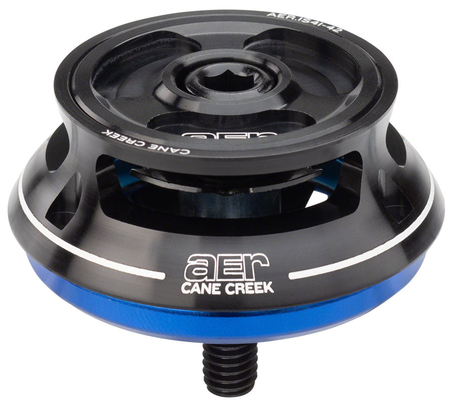 Cane Creek AER Headset Upper - IS42/28.6/H15, Aluminum Bearing