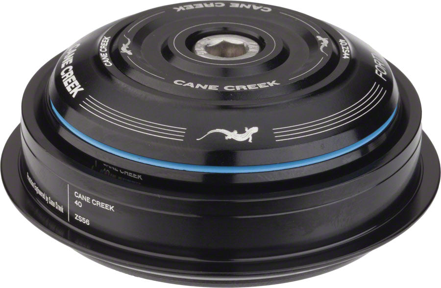 Cane Creek 40 ZS44/28.6 / ZS56/40 Tapered Headset  Tapered Steerer Black MPN: BAA0533K UPC: 840226104546