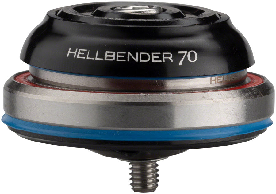 Cane Creek Hellbender 70 Headset IS42/28.6 IS52/40, Black