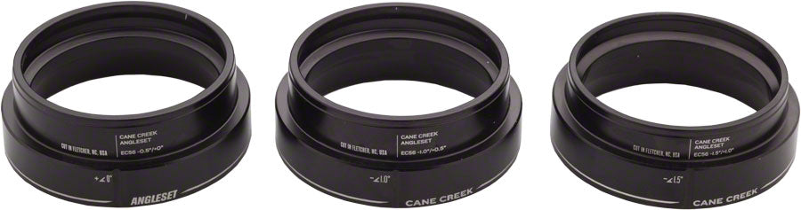 Cane Creek Angleset Tapered Steerer ZS44/28.6 / EC56/40