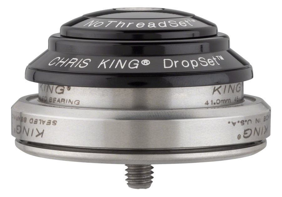 Chris King DropSet 3 Headset, 41/52mm, Black