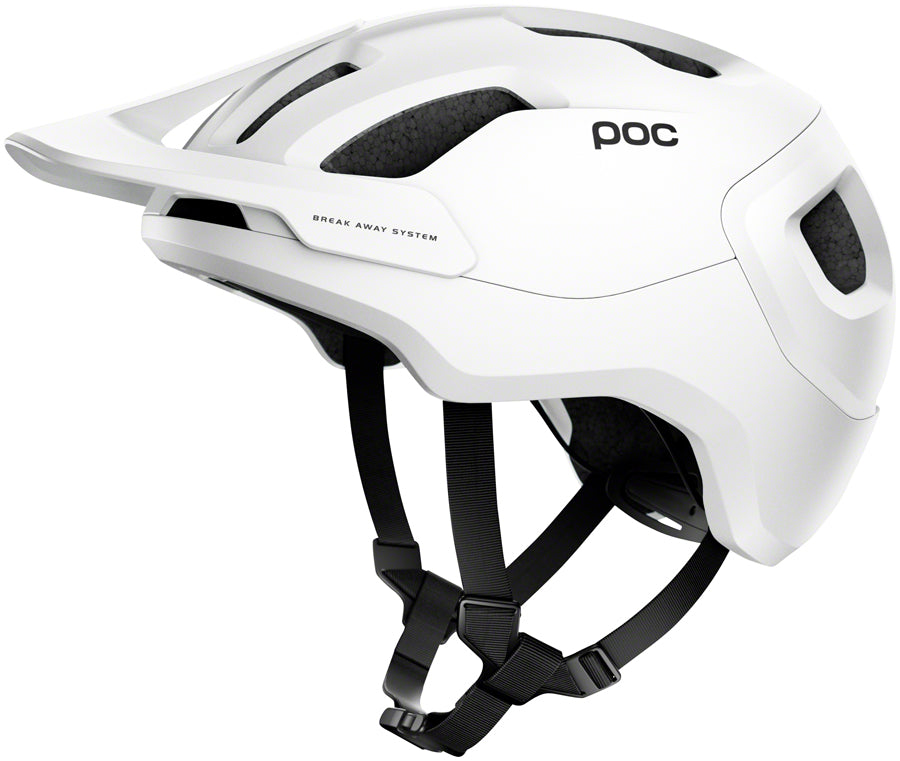 POC Axion Spin Helmet - Matte White, Medium/Large