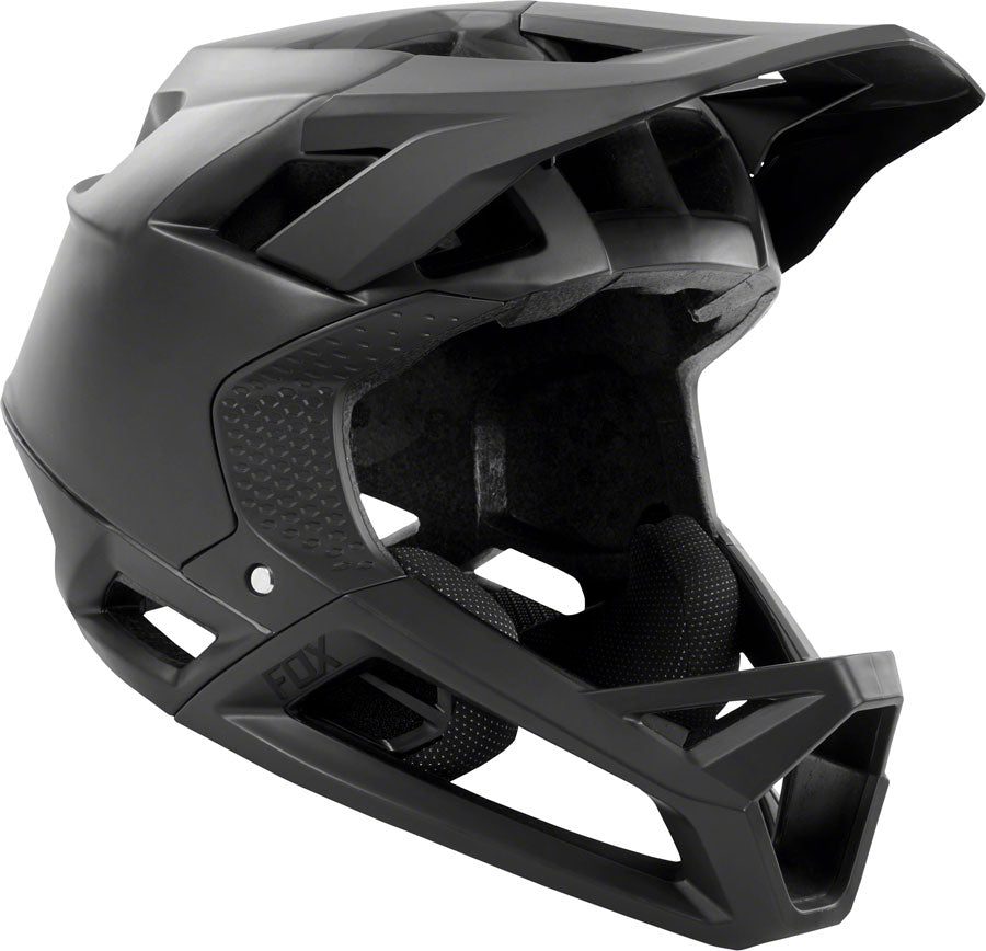 Fox Racing Proframe Full Face Helmet: Matte Black MD - Helmet - Proframe Full Face Helmet