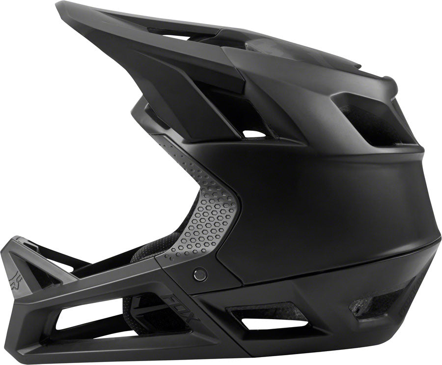 Fox Racing Proframe Full Face Helmet: Matte Black MD MPN: 23310-001-M UPC: 191972159626 Helmet Proframe Full Face Helmet