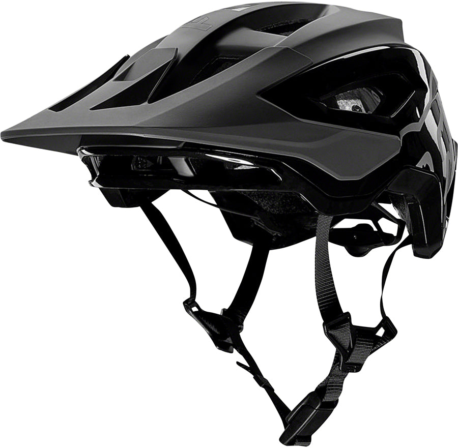 Fox Racing Speedframe Pro Helmet w/ MIPS, Fidlock - Black, Medium