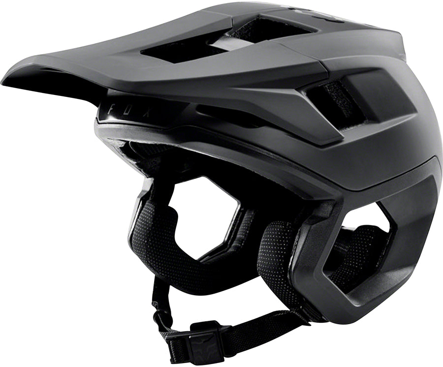 Fox Racing Dropframe Pro Helmet MIPS - Black, X-Large