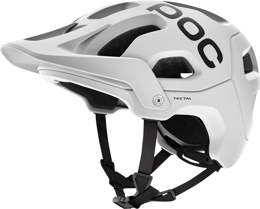 POC Tectal Helmet - Hydrogen White, Medium/Large