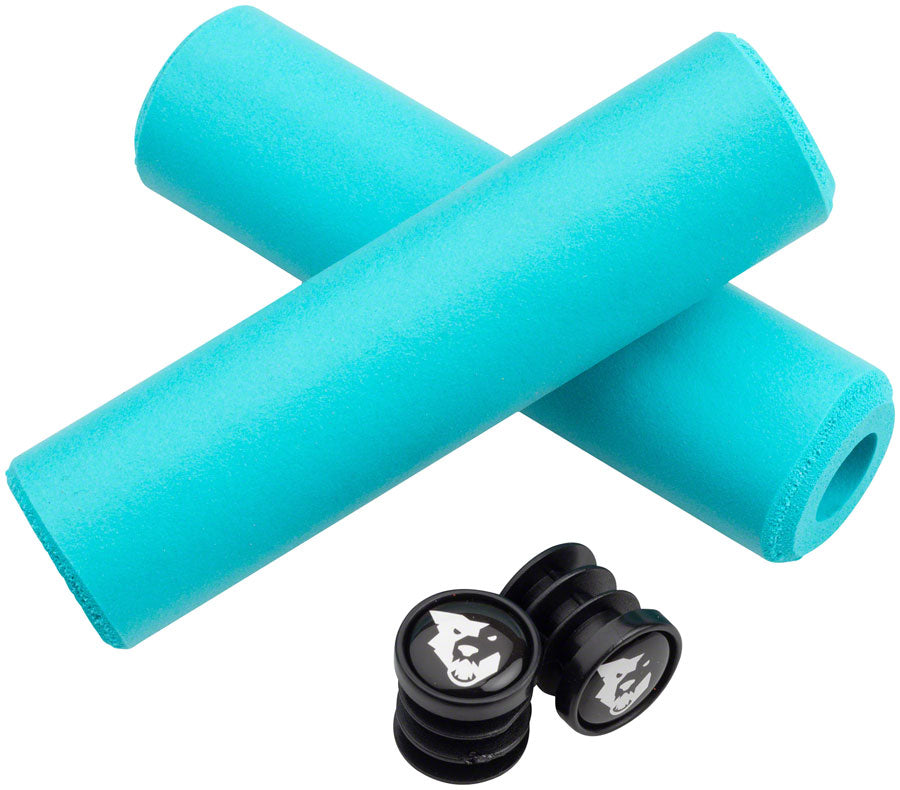 Wolf Tooth Fat Paw Grips - Teal - Grip - Fat Paw