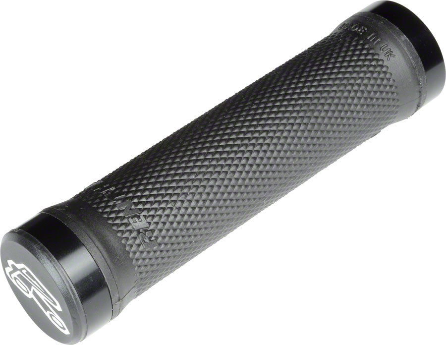 Renthal Lock On Grips - Black, Lock-On MPN: G195 UPC: 765442151306 Grip Lock On