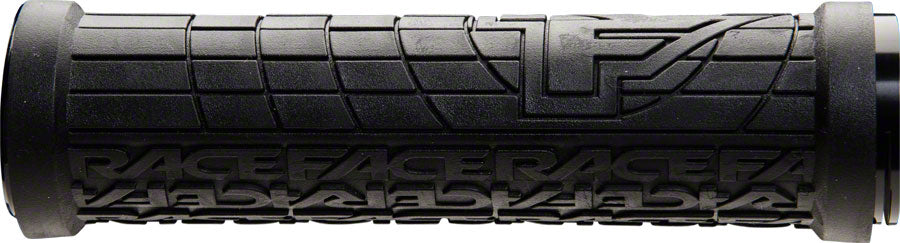 RaceFace Grippler 30mm Lock-On Grip Black - Grip - Grippler