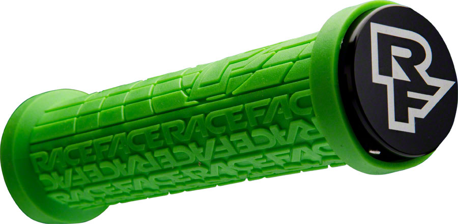 RaceFace Grippler 30mm Lock-On Grip Green - Grip - Grippler