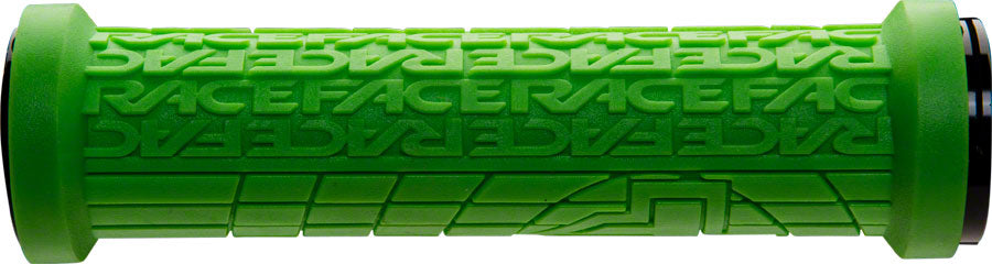 RaceFace Grippler 30mm Lock-On Grip Green MPN: AC990084 UPC: 821973317458 Grip Grippler