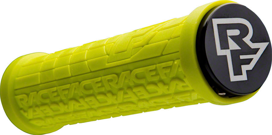RaceFace Grippler 30mm Lock-On Grip Yellow - Grip - Grippler
