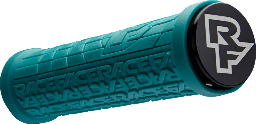 RaceFace Grippler 33mm Lock-On Grip Turquoise - Grip - Grippler