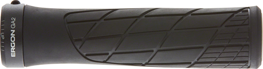 Ergon GA2 Grip: Black MPN: 42411090 Grip GA2