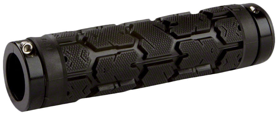 ODI Rogue Lock-On Grips - Black, Lock-On, Bonus Pack - Grip - Rogue Lock-On