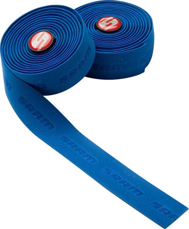 SRAM SuperCork Handlebar Tape - Blue MPN: 00.7915.017.020 UPC: 710845600234 Bar Tape SuperCork Bar Tape
