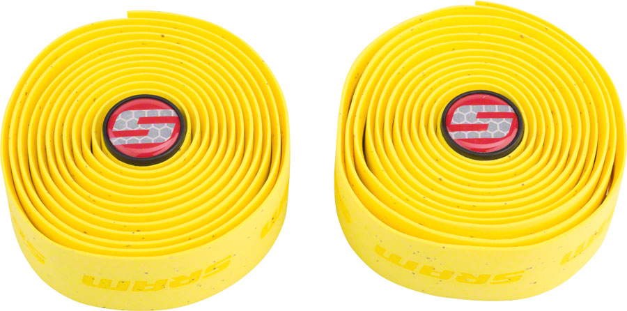 SRAM SuperCork Handlebar Tape - Yellow MPN: 00.7915.017.030 UPC: 710845600241 Bar Tape SuperCork Bar Tape