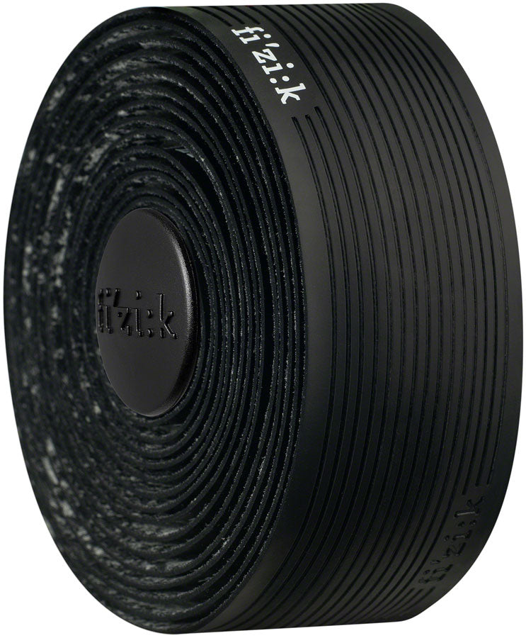Fizik Vento Microtex Tacky Handlebar Tape - Black