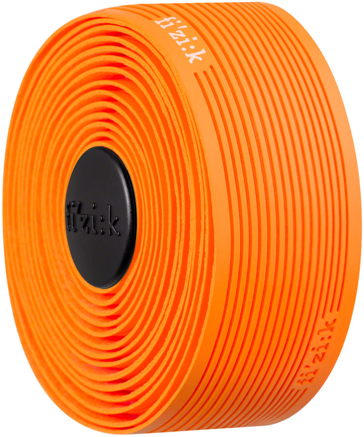 Fizik Vento Microtex Tacky Handlebar Tape - Orange Fluo