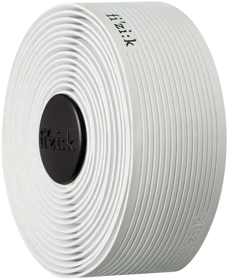 Fizik Vento Microtex Tacky Handlebar Tape - White