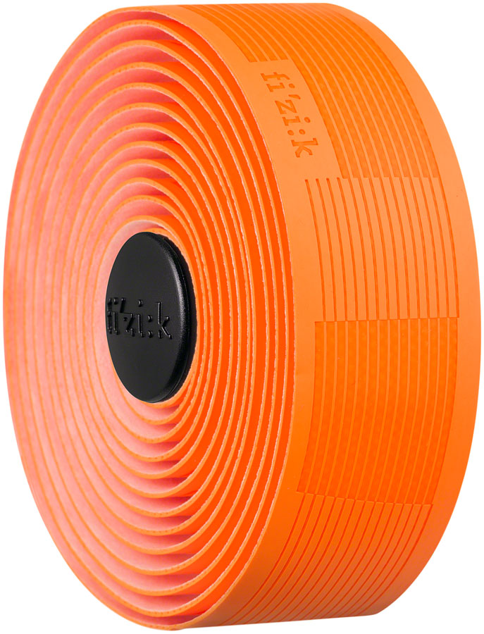 Fizik Vento Solocush Tacky Handlebar Tape - Orange Fluo
