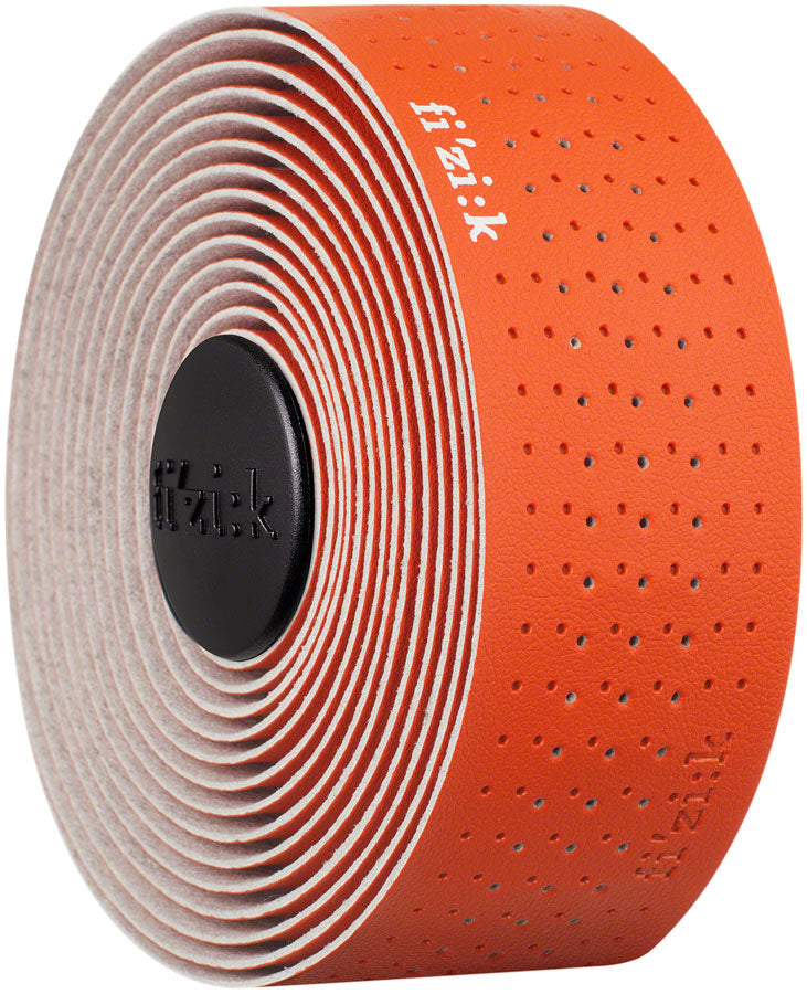 Fizik Tempo Microtex Classic Handlebar Tape - Orange