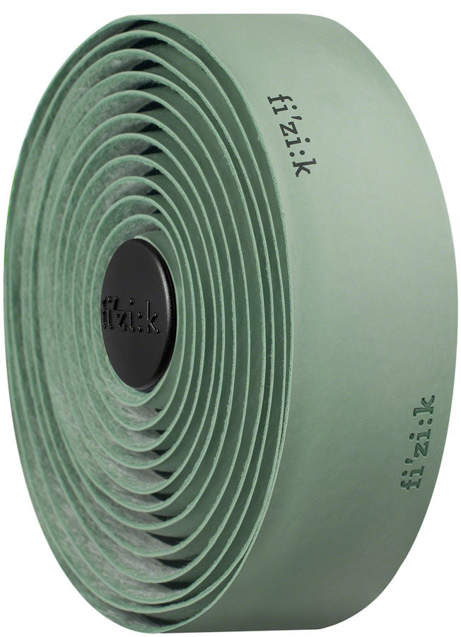 Fizik Terra Microtex Bondcush Gel Backer Tacky Handlebar Tape - Green/Blue