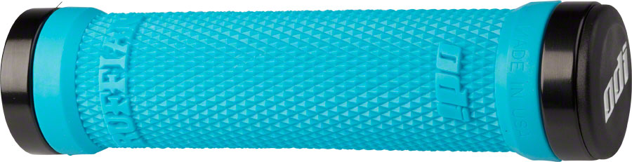 ODI Ruffian MTB Lock On Grips 130mm Aqua