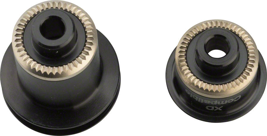 DT Swiss XD End Caps for 135mm QR hubs: fits 240, 350, 440