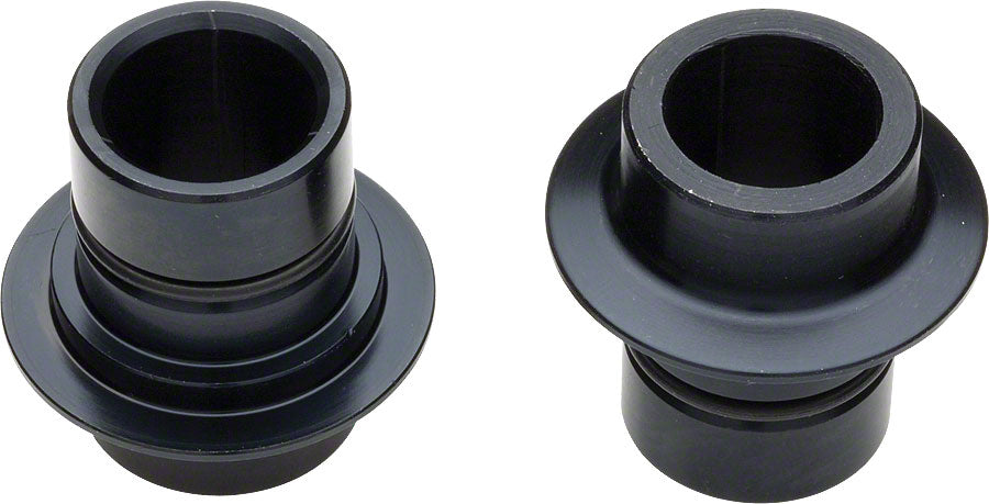 Hope Pro 2, Pro 2 Evo, Pro 4 15mm Thru-Axle End Caps: Converts to 15mm x 100mm