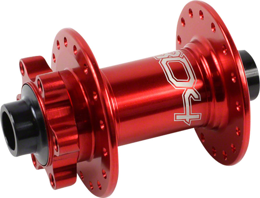 Hope Pro 4 Front Disc Hub 15mm Axle 32h Red MPN: FHP432R15