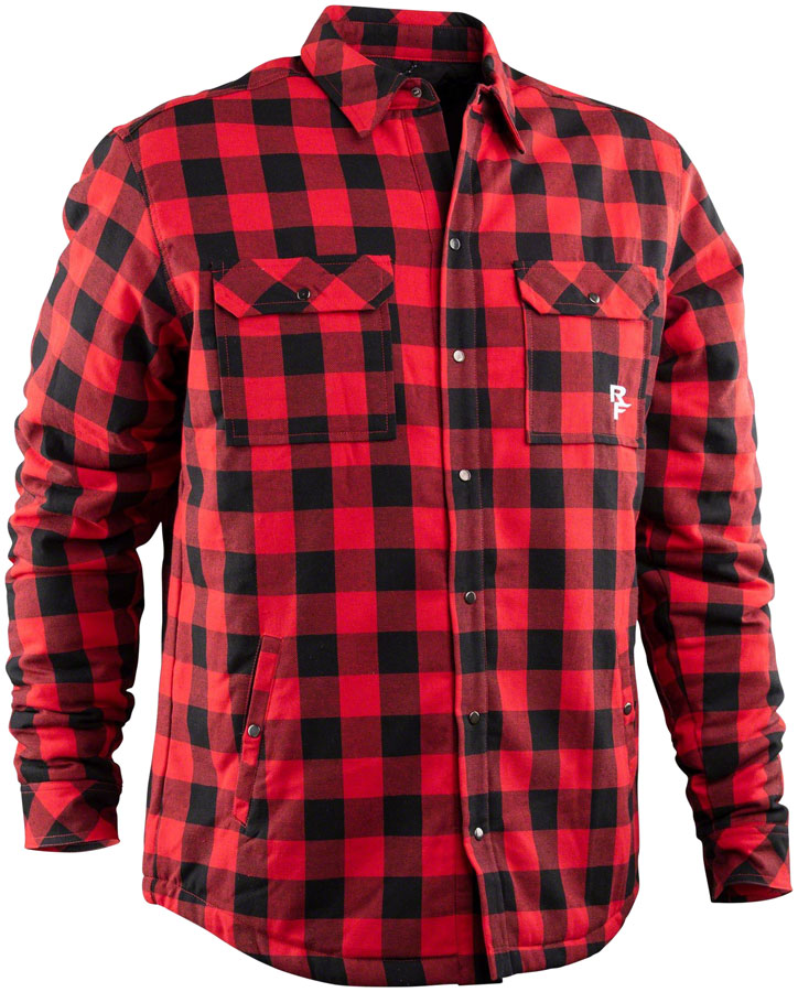 RaceFace Loam Men's Jacket - Red, XL