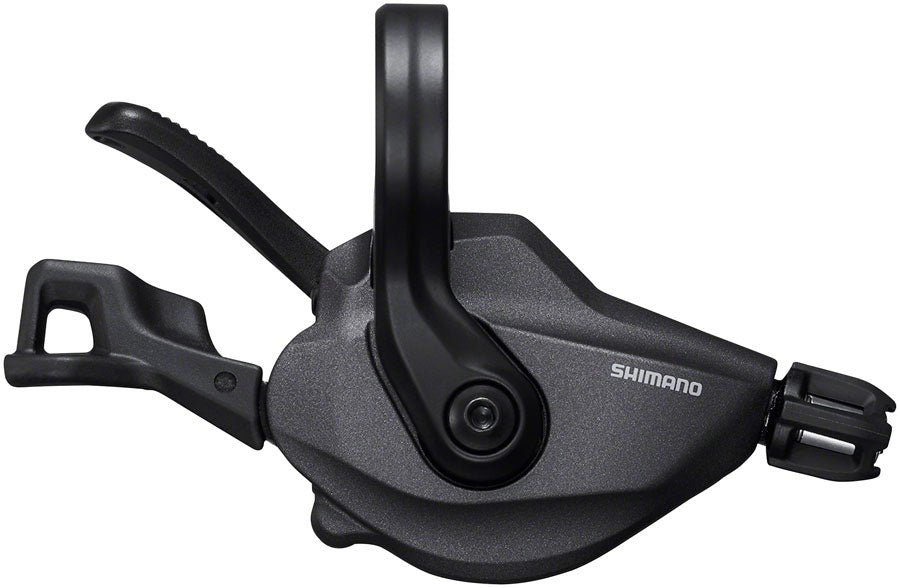 Shimano XT SL-M8100-L Right Clamp-Band 12-Speed Shifter, Black MPN: ISLM8100RAP UPC: 192790447827 Shifter, Flat Bar-Right Deore XT SL-M8100